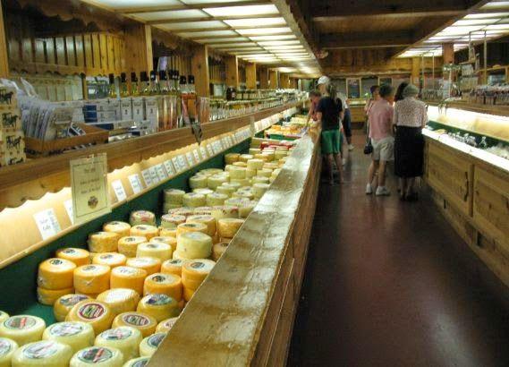Berlin ohio cheese