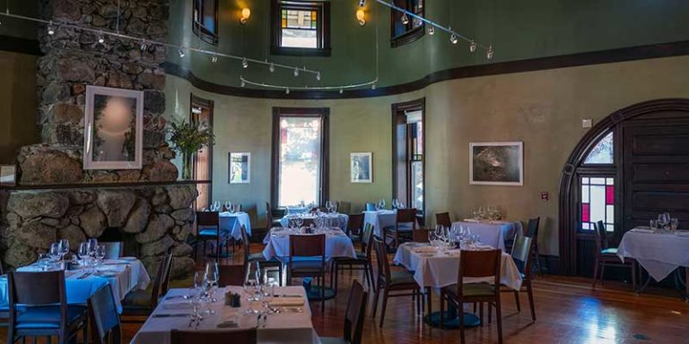 Restaurants near st helena ca