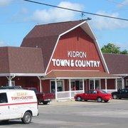 Kidron ohio restaurants