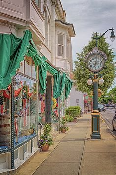 Downtown cedarburg wi