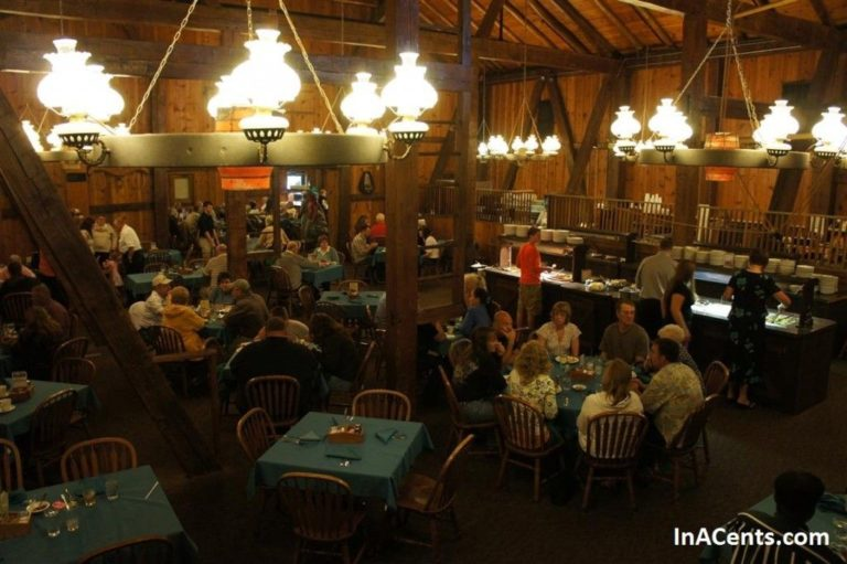 The barn restaurant ohio