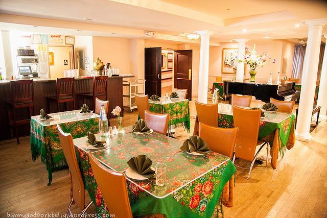Restaurants in newton center ma