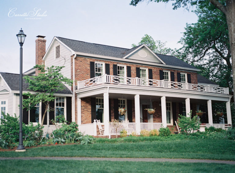 Longview farm house