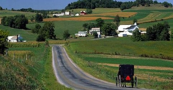 Amish berlin ohio
