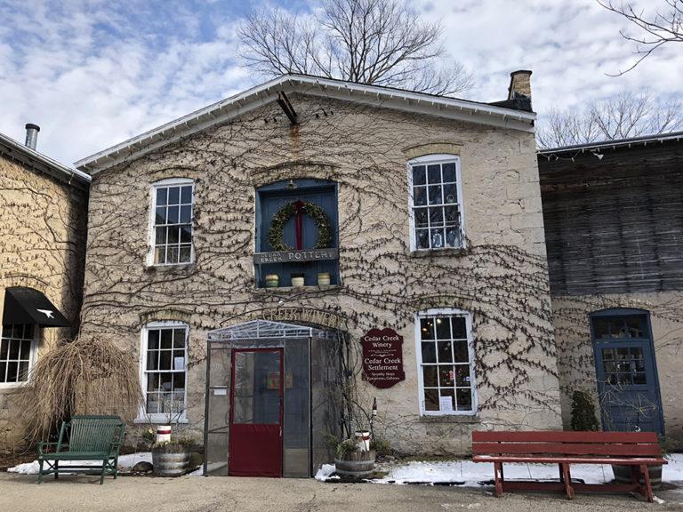 Cedarburg wi winery