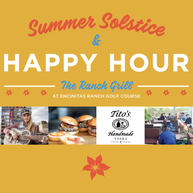 The ranch happy hour