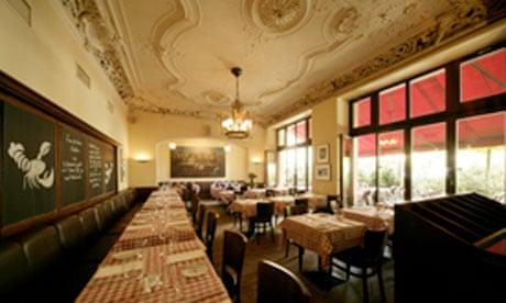 Famous restaurants in berlin
