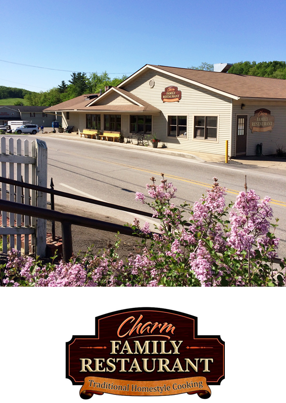 Charm ohio restaurants