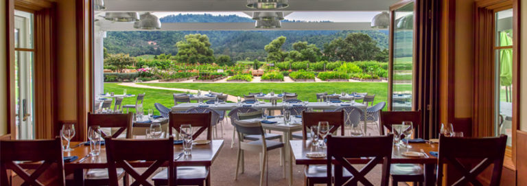 Napa valley restaurants lunch
