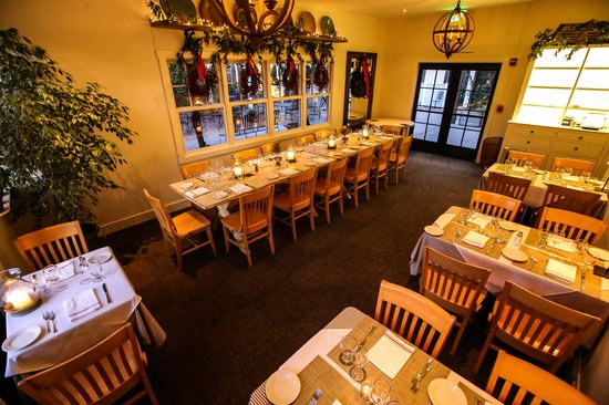 Calistoga ca restaurant