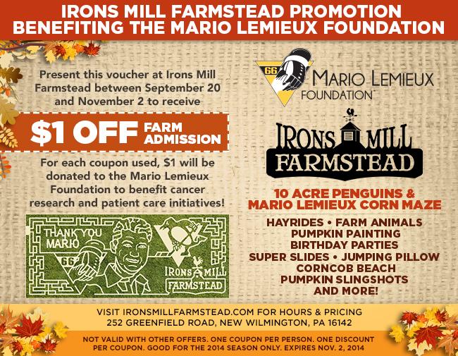 Farmstead coupons