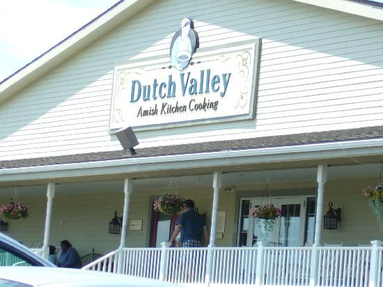 Ohio amish country restaurants