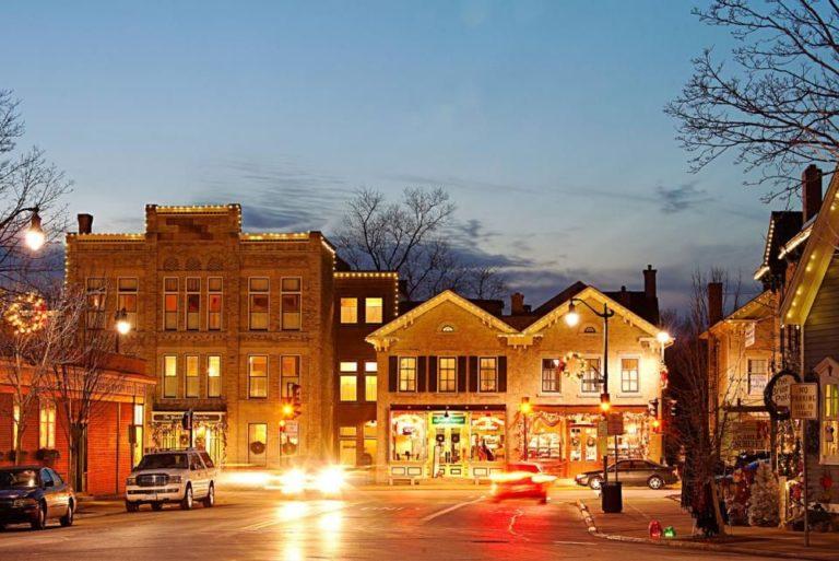 Cedarburg wi christmas