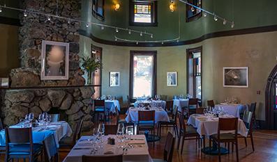 Restaurant in napa valley california