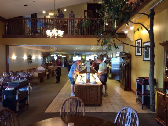 Amish restaurants ohio