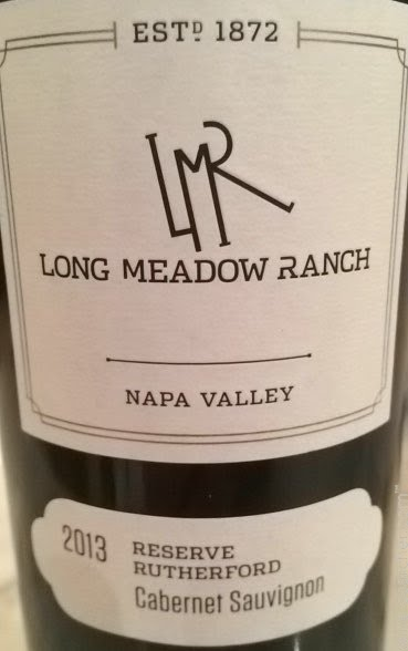 Long meadow ranch wine