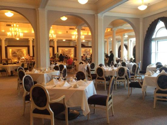 Homestead resort restaurants