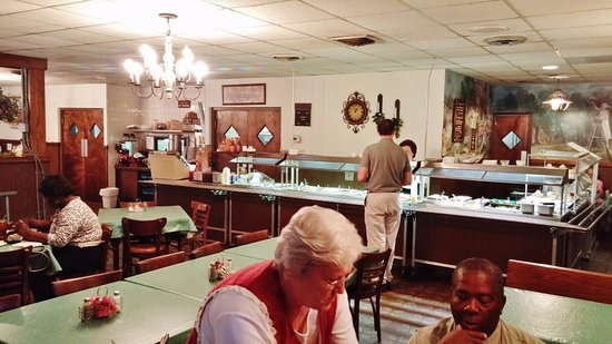 Yoder's family restaurant